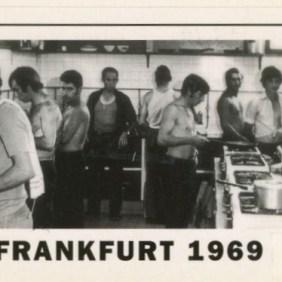 Spanish in Germany. Frankfurt 1953