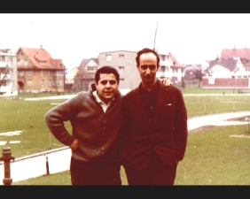 Italian and Spanish Niederuzwil 1964, Swiss.