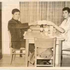 Cheers in the bedroom n. 3. 30th November 1963