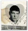 Michele Lombardi, italian migrant. Wolfsburg 1963