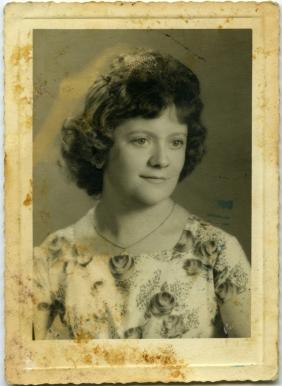 Maria, Jose's mother.1950