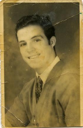 Cerejo S. father of Joseph. 1950